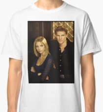 buffy and angel Classic T-Shirt