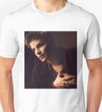 Angel hand on chest Unisex T-Shirt