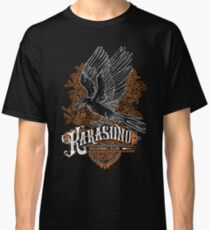 Haikyuu Team Types: Karasuno Black Classic T-Shirt