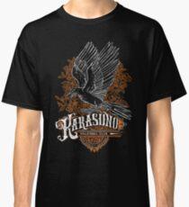 Haikyuu Team Types: Karasuno Black Classic T-Shirt