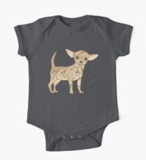 Chihuahua I'm Kind of a Big Deal One Piece - Short Sleeve