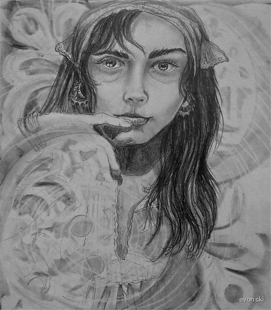 Gypsy Magic by evon ski