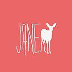 Life is Strange - Jane Doe T-Shirt by willchampion