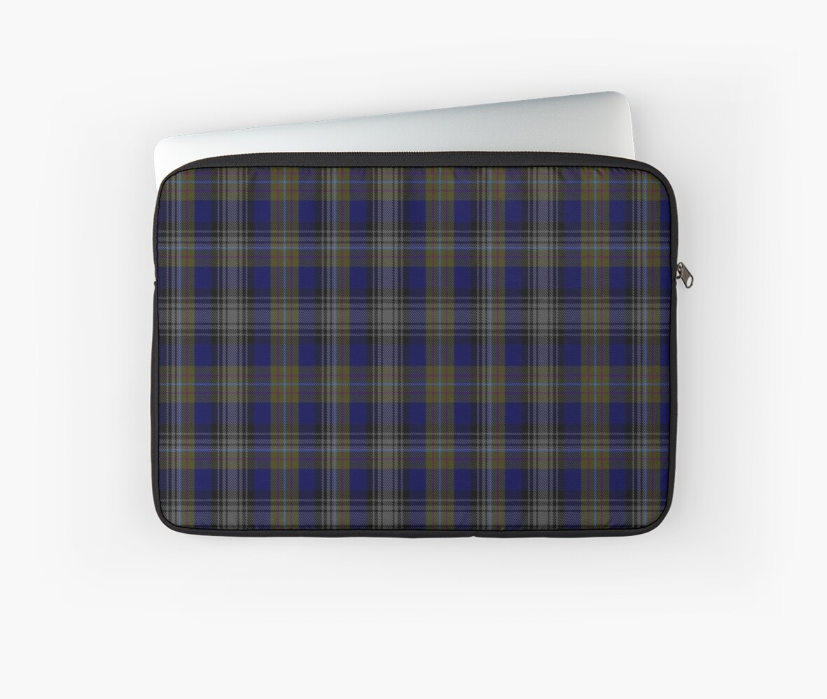00840 West Coast WM 1893-2  Tartan by Detnecs2013