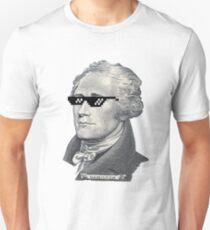Alexander Hamilton Unisex T-Shirt