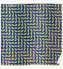 Animal Collective - Merriweather Post Pavilion Poster