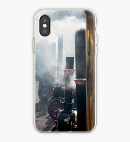 Steamy little ones  iPhone Case