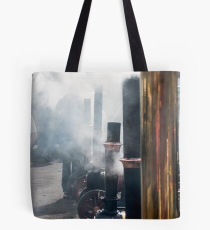 Steamy little ones  Tote Bag