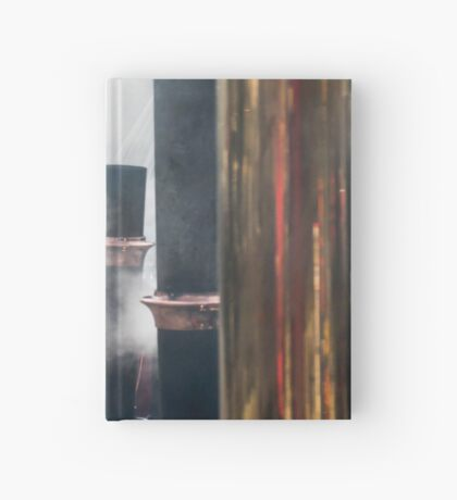 Steamy little ones  Hardcover Journal