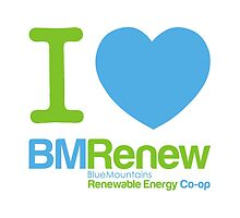 I ♥ BMRenew by Erland Howden