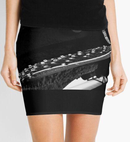 Stepping up Mini Skirt