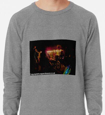 Nightlights  Lightweight Sweatshirt