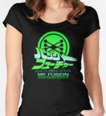 FUSION POWERED 1 Women's Fitted Scoop T-Shirt