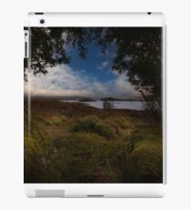 Rannock Moor and Loch Ba iPad Case/Skin
