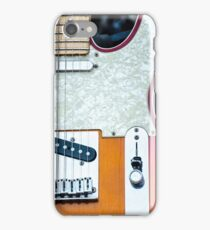 Fender Telecaster  iPhone Case/Skin