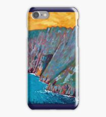 Slieve League, Donegal iPhone Case/Skin