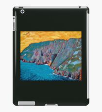 Slieve League, Donegal iPad Case/Skin