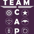 Team Cap by elizabelle