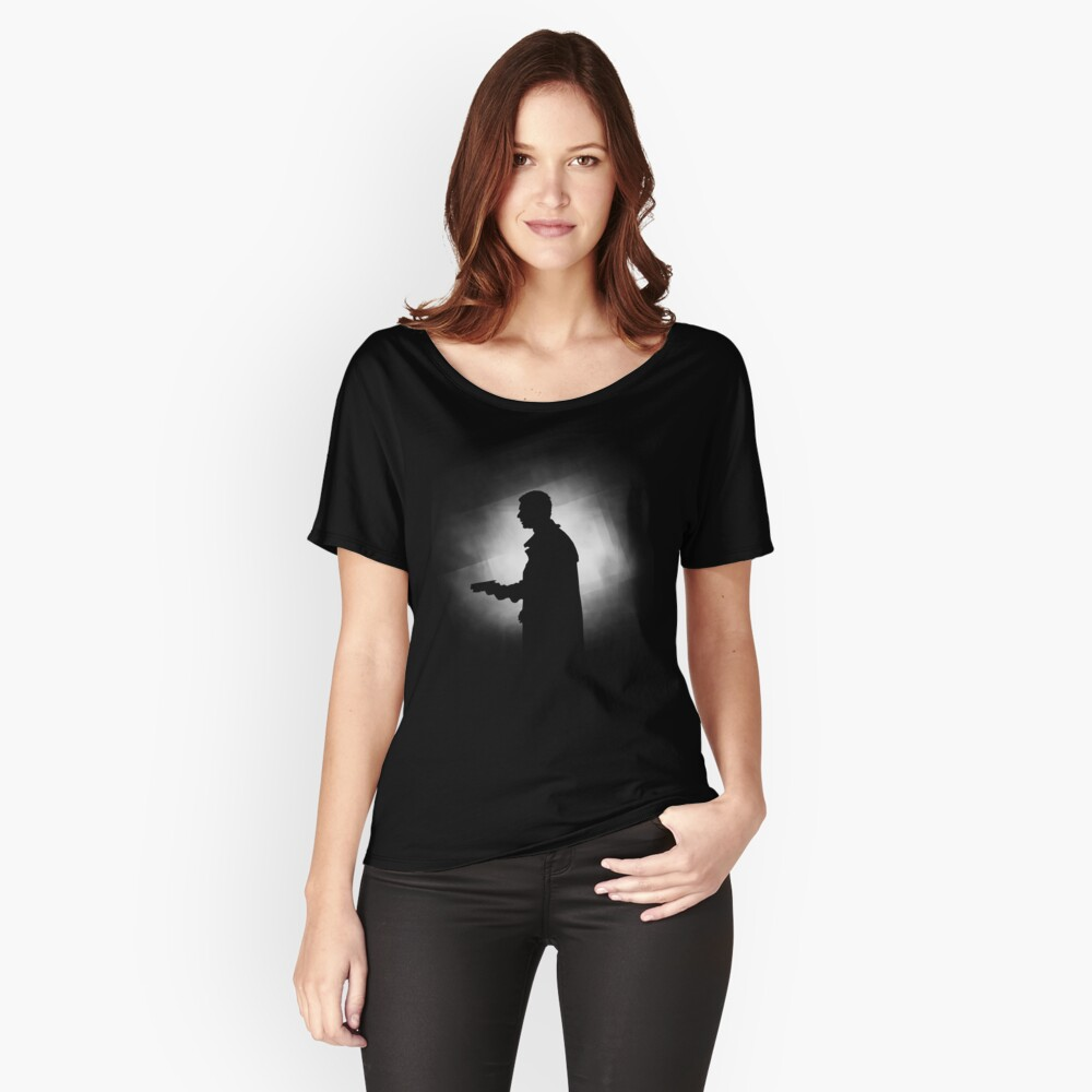 Blade Runner - Silhouette Loose Fit T-Shirt