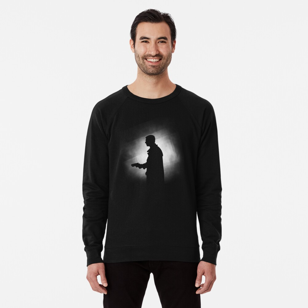 Blade Runner - Silhouette Leichter Pullover