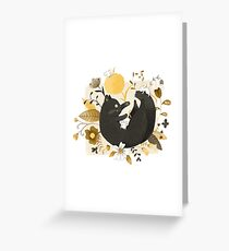 Happy Together Greeting Card