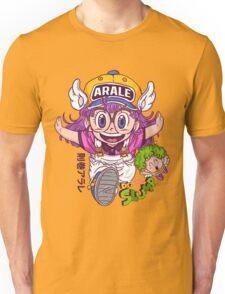 Arale - dr slump  Unisex T-Shirt