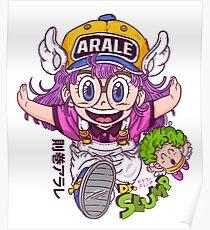 Arale - dr slump  Poster