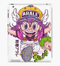 Arale - dr slump  iPad Case/Skin