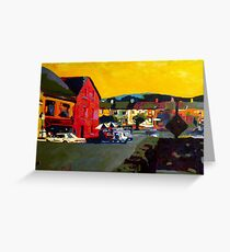 Sneem, Kerry Greeting Card