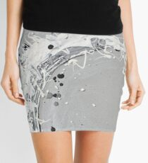 Crest Of A Wave Mini Skirt