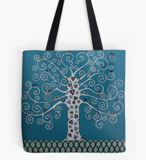 Birds Of A Feather Flock Together Tote Bag