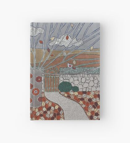 Over The Garden Wall Hardcover Journal