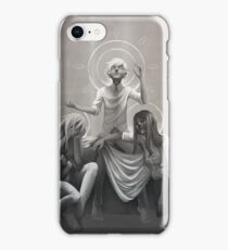WE KNOW THE DEVIL iPhone Case/Skin