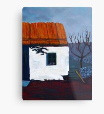 Donegal Cottage II Metal Print