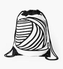 Yarn Addict Drawstring Bag