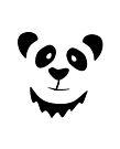 Pleased Panda by Beth Thompson