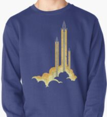 Lift-off! Pullover