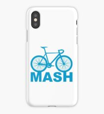 Fixie Mash Bike iPhone Case/Skin