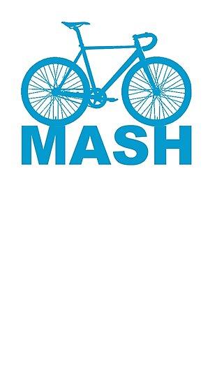Fixie Mash Bike by Fast Fix 5280