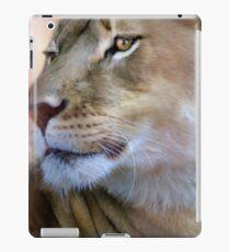 Lioness - Spirit To Thrive iPad Case/Skin