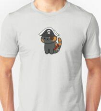 Bandit the Pirate (Neko Atsume) T-Shirt