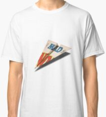 MAD Paper Airplane 147 Classic T-Shirt