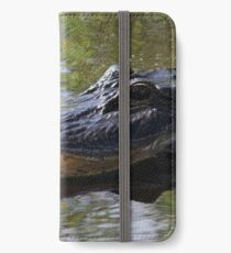 Mama Alligator iPhone Wallet/Case/Skin