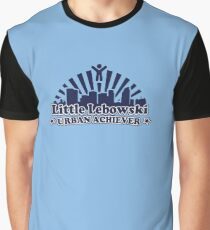 Little Lebowski Urban Achiever Graphic T-Shirt