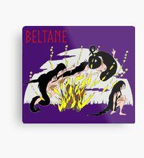 Beltane Metal Print