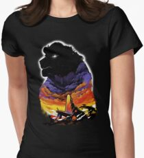 Lion King Women's Fitted T-Shirt