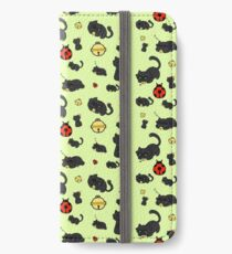 Ladybug and the cat iPhone Wallet/Case/Skin