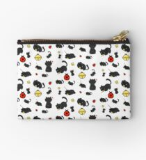 Ladybug and the cat Studio Pouch