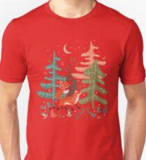 Evergreen Fox Tale T-Shirt