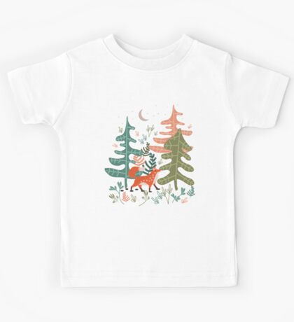 Evergreen Fox Tale Kids Clothes